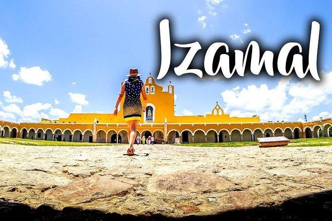 Izamal Full-Day City Tour from Merida