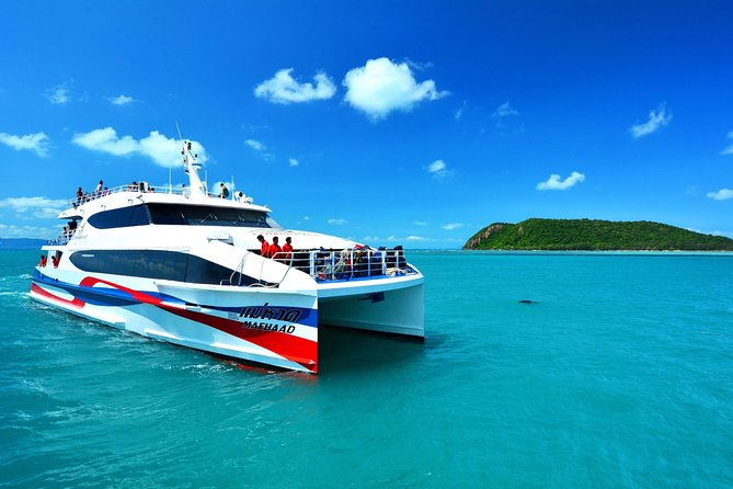 Koh Phangan a Krabi por Lomprayah High Speed Catamaran and Coach
