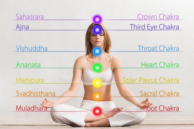 Chakra Reading, Balancing,and Chakra Meditation in Sedona Arizona