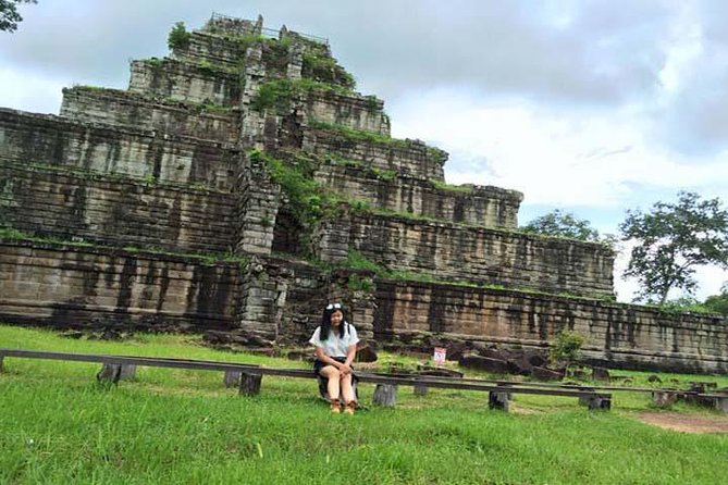 1 Day Tour Of Preah Vihea and Koh Ker Temple
