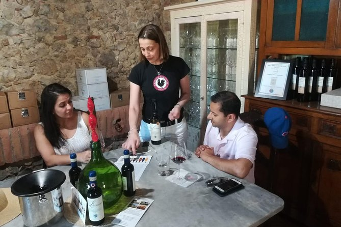 Wine Cheese and EVO Oil Tastings Southern Tuscany Fullday from Rome photo 13