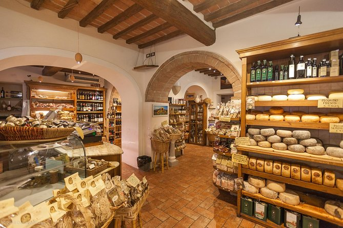 Wine Cheese and EVO Oil Tastings Southern Tuscany Fullday from Rome photo 20