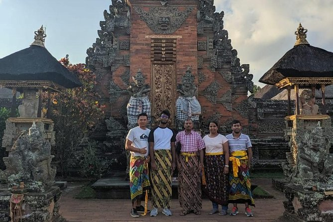 Best Sightseeing of Ubud Private Guided Tour - Free WiFi