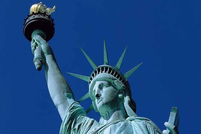United States New York Statue of Liberty Ellis Island+City Guide Tickets