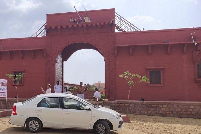 Udaipur / Jodhpur / Jaisalmer Car Rental 6 night 7 days
