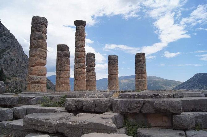 Visit Delphi and live their myths!