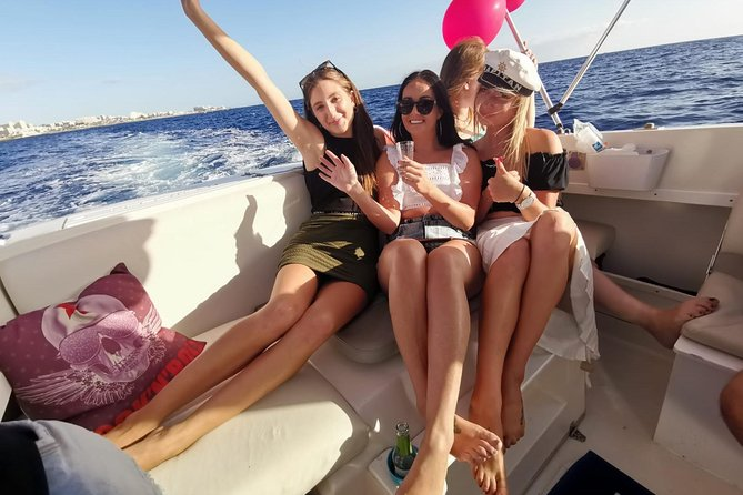 Sea excursions on south of Tenerife
