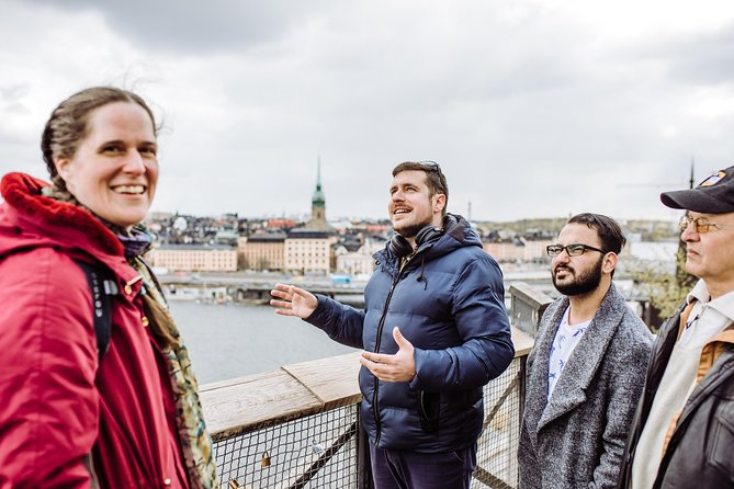 Stockholm Half Day Tour with a Local: 100% Personalized & Private