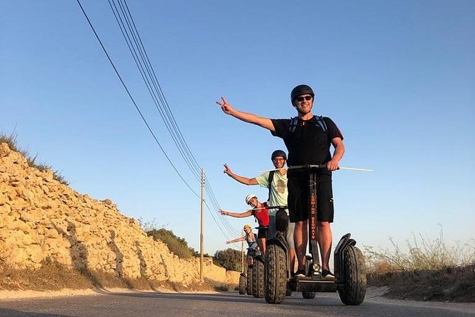Explore Gozo by a segway tour photo 12