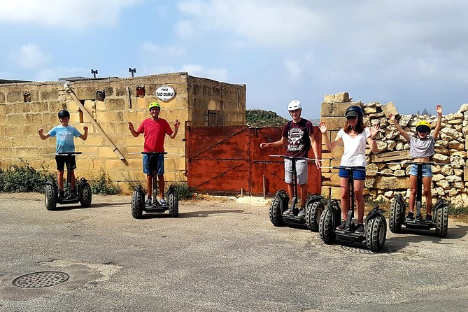 Explore Gozo by a segway tour photo 2