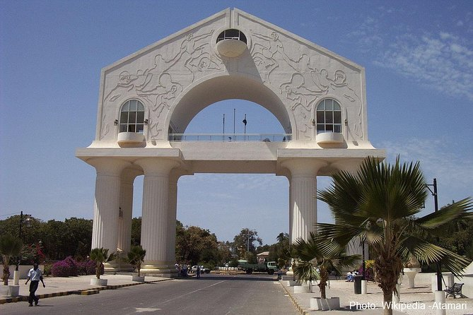 Banjul City Tour - Culture and history