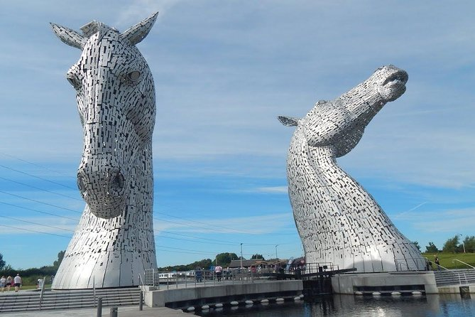 Kelpies, Loch Lomond and Stirling Castle, Private Day Tour from Edinburgh