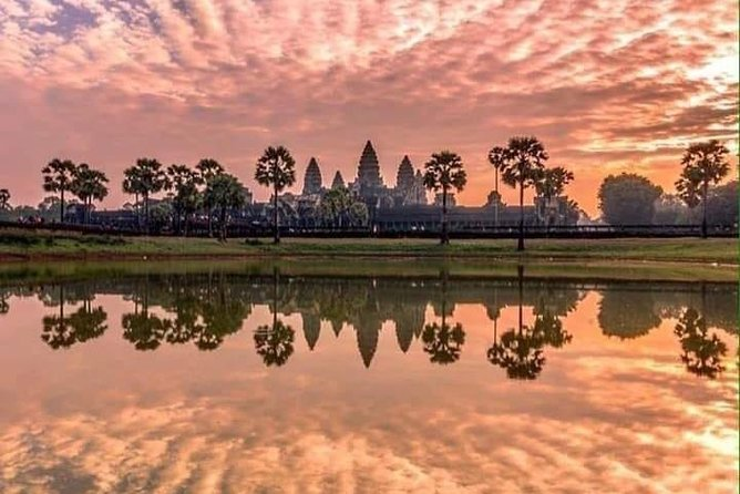 Angkor Wat Full-day Private tour