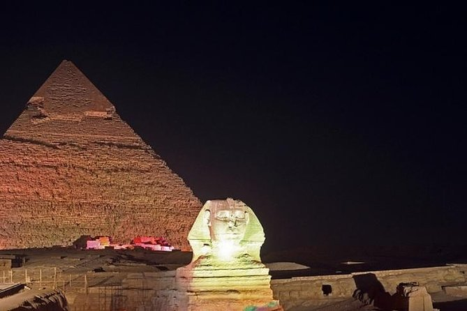 Sound and Light Show Giza