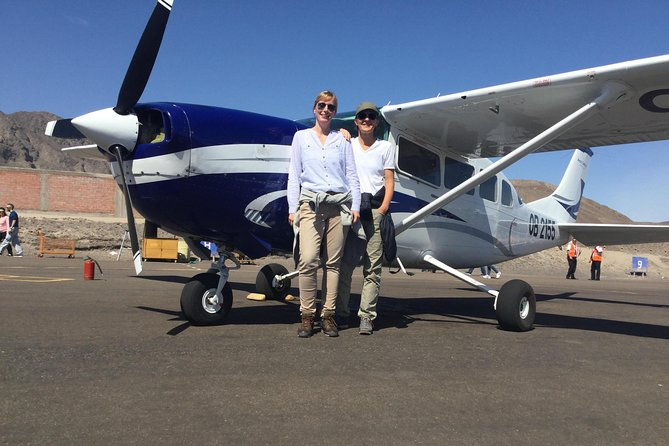 The ultimate experience flying the Palpa and Nazca lines