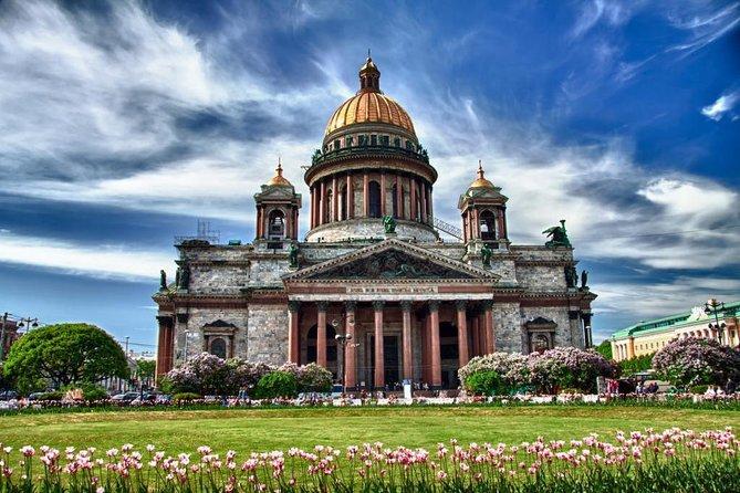 Shore Excursion: 2-Day St. Petersburg City Tour