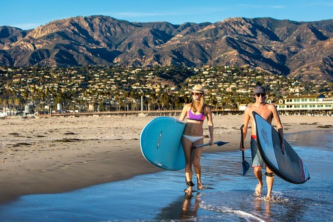 Santa Barbara Kayak or Stand Up Paddle Rental