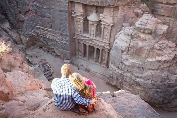 3 Day private tour: Petra, Dead Sea, Madaba, Mount Nebo, Amman, Jerash.