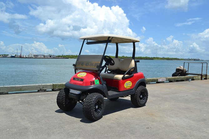 Two Seater Golf Cart (Strand)