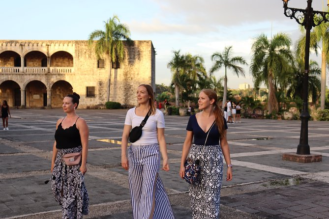 Santo Domingo Sunset walk