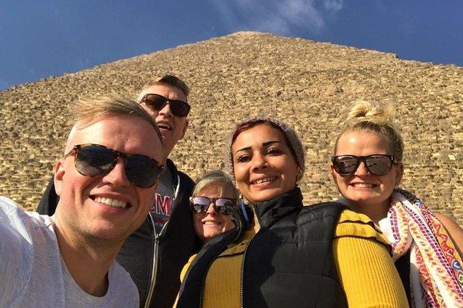 Private Tour to the Pyramids