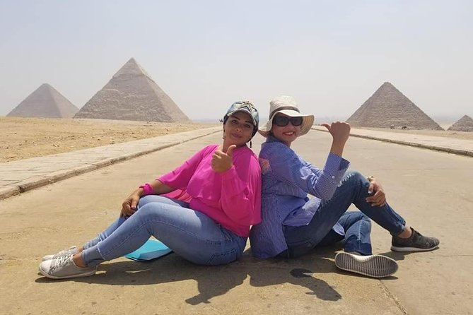 Private Tour To Giza Pyramids, The Egyptian Museum & Old Cairo