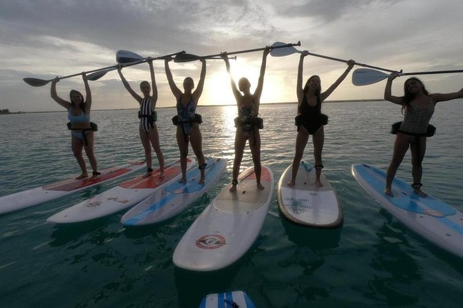 Stand Up Paddle Tour & Beach day combo!