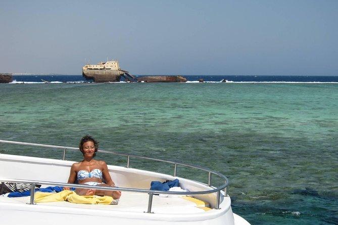 Tiran Island Full Day Snorkeling Sea Trip with Lunch - Sharm El Sheikh