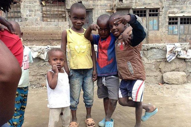 Mathare Community Slum Tour