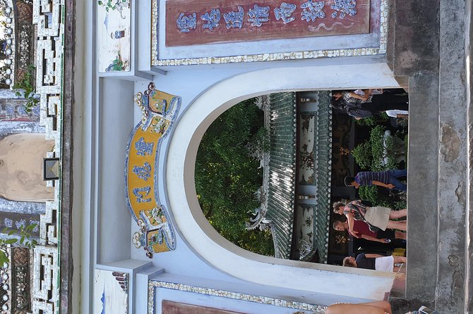 Viet Nam central exploring from Hue city