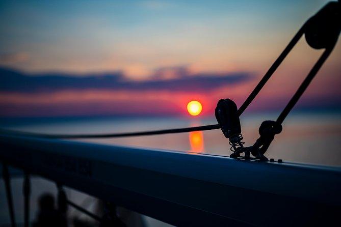 Sunset Sailing Cruise Halkidiki