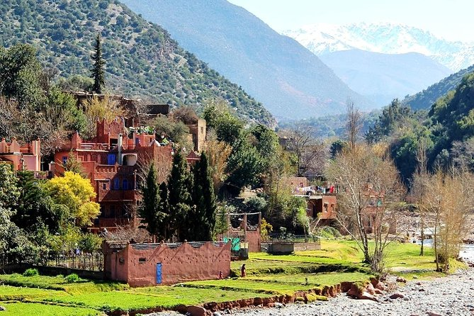 Marrakech: private day trip to Ourika valley photo 8