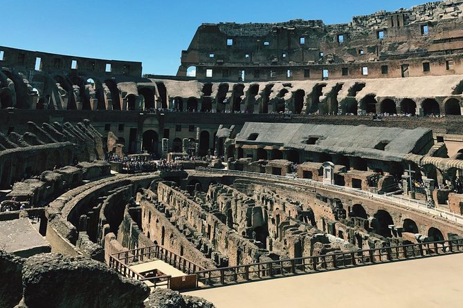 Family full day private tours for vatican city, colosseum& all roman highlights photo 2