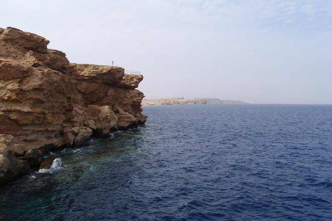 Ras Mohamed & White Island Full Day Snorkel Excursion by Boat - Sharm El Sheikh