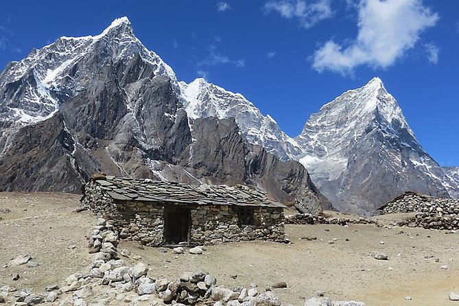 Everest Base Camp (EBC) Trekking