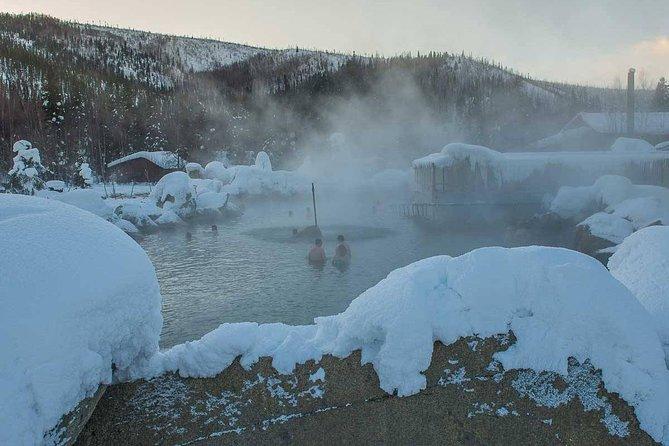 Chena Hot Springs Shuttle from Fairbanks
