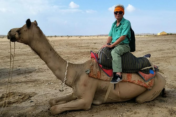 Romany's Non-Touristic Camel Safari