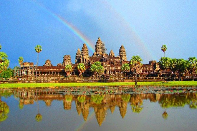 4 Days Expedition From Bangkok to Angkor Wat