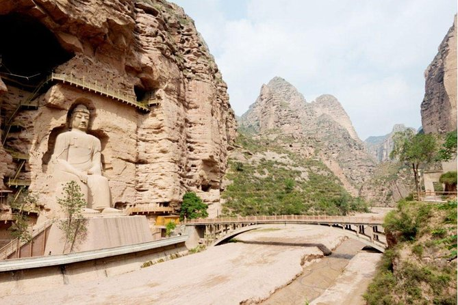 Lanzhou Private Round Trip Transfer to Liujiaxia and Bingling Temple photo 2