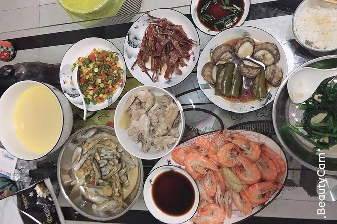 Guangzhou local home Cuisine with English speaking guide