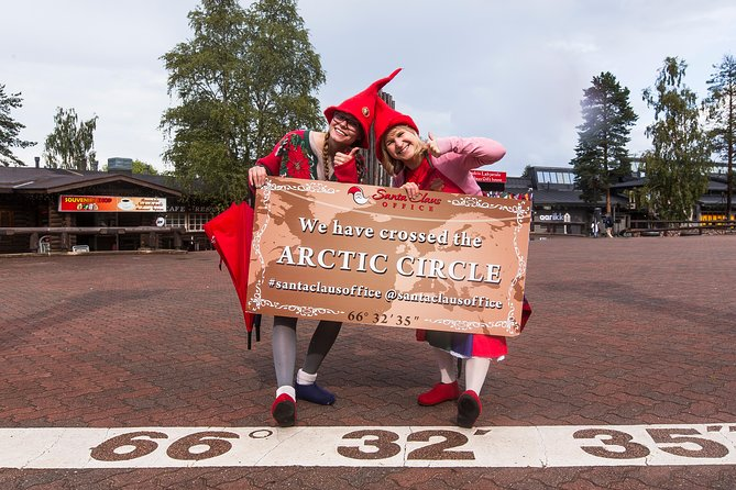 WELCOME TO THE ARCTIC CIRCLE - Summer&Autumn