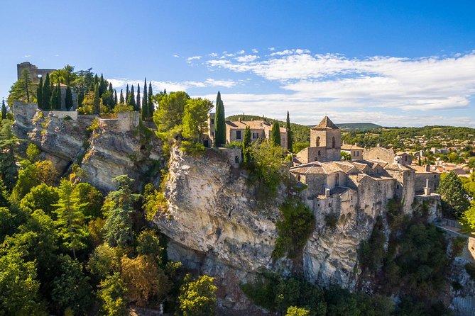 Transfer Vaison la Romaine and surroundings to Avignon