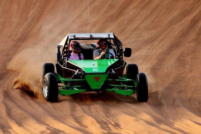 01 Hour Dune Buggy with 10 Min Camel Ride