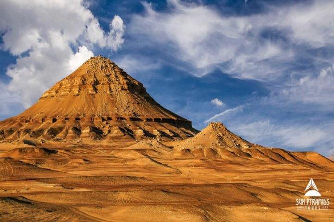 Package 3 Days 2 Nights to White Desert & Bahariya