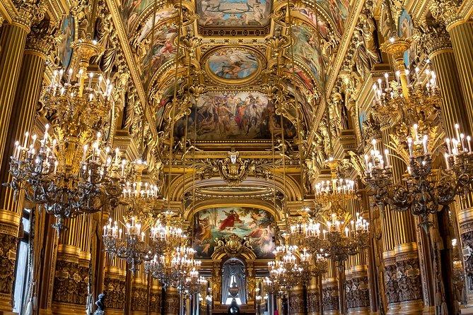 Palais Garnier's Secrets