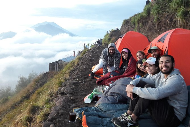 Mt Batur Overnight Camping ( Sunset To Sunrise)