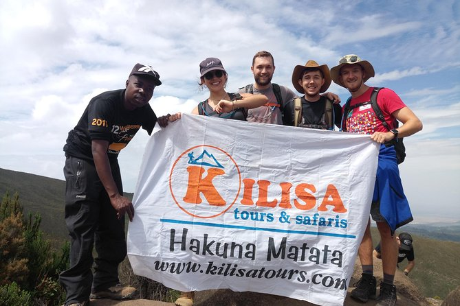 5 Days Marangu route Climbing Mt. Kilimanjaro photo 3