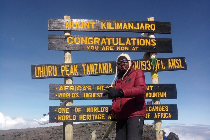 5 Days Marangu route Climbing Mt. Kilimanjaro photo 4