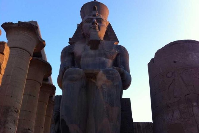 One Day Tour To Luxor From Cairo By Plane