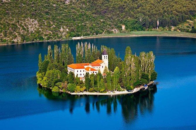 Private Krka waterfalls and Trogir Tour